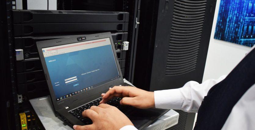 Server Netzwerk